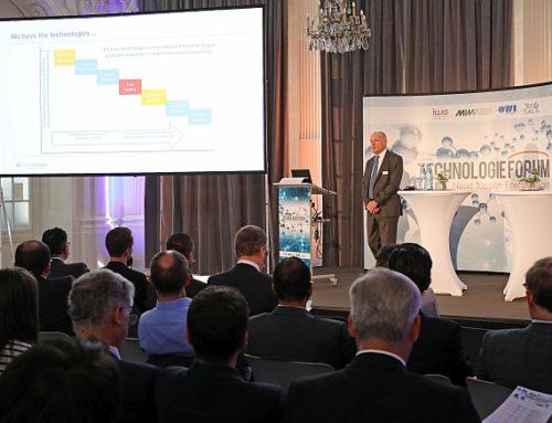 Technologie-Forum mit positiver Resonanz