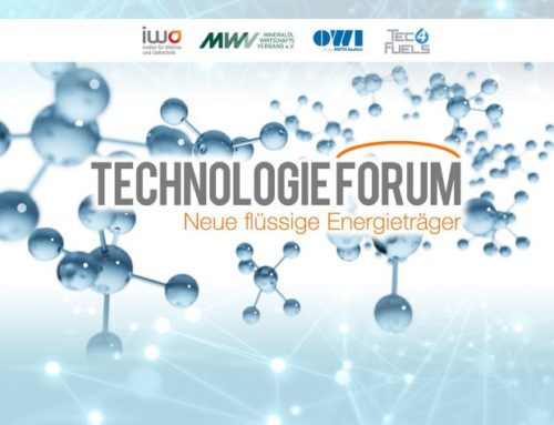 3rd Technology Forum – New liquid Energy Carriers on 26.9.2019